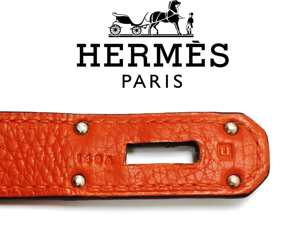 エルメス 製造刻印