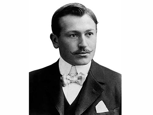 ロレックス 歴史 ハンス・ウィルスドルフ
