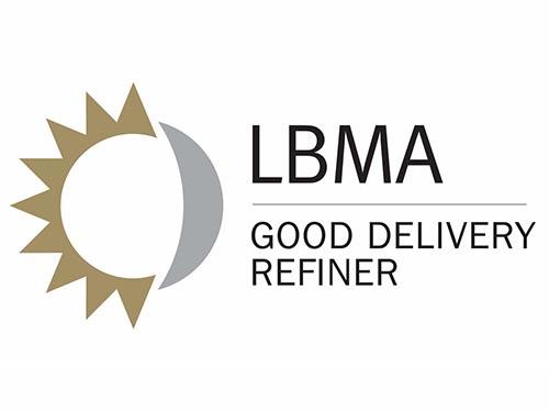 公式国際ブランド グッドデリバリーバー LBMA ロンドン地金市場協会 London Bullion Market Association