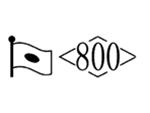 貴金属製品のホールマーク 品位証明の刻印 シルバー AG800