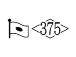 貴金属製品のホールマーク 品位証明の刻印 ゴールド K9 AU375