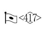 貴金属製品のホールマーク 品位証明の刻印 ゴールド K10 AU417 変更前