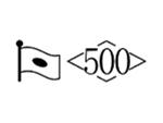 貴金属製品のホールマーク 品位証明の刻印 ゴールド K12 AU500 変更前