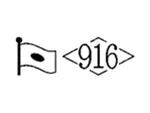 貴金属製品のホールマーク 品位証明の刻印 ゴールド K22 AU916