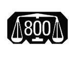 貴金属製品のホールマーク CCM 共通管理マーク AG800