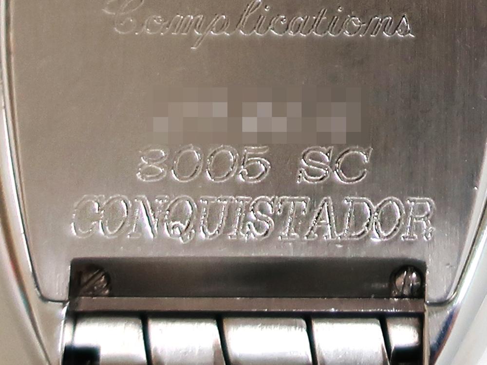 フランクミュラー リファレンスナンバー 8005SC