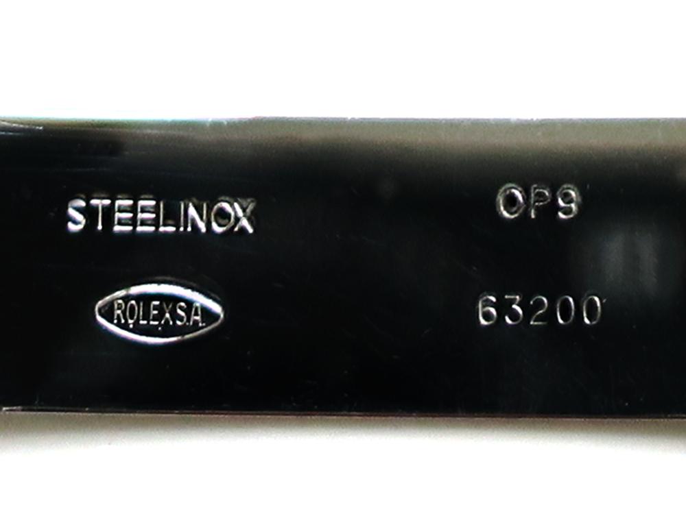 ロレックス クラスプコード OP 2006年