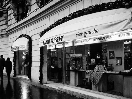 サンローラン Saint Laurent 歴史 ヒストリー