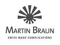 ウォッチブランド マーティン・ブラウン Martin Braun