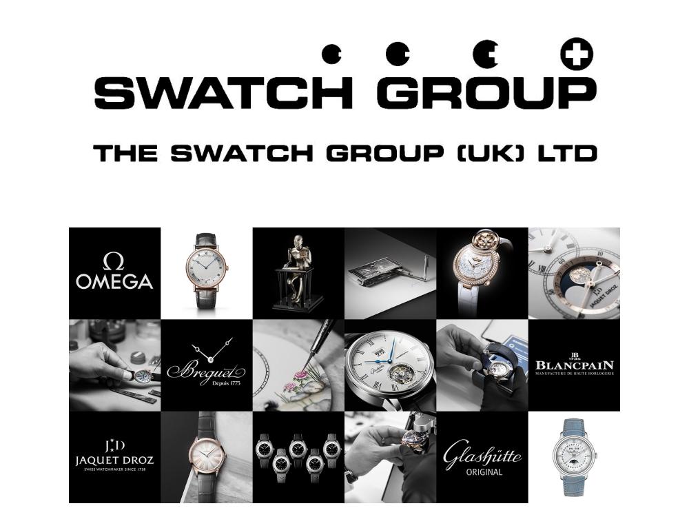 スウォッチグループ Swatch Group