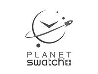 スウォッチグループ ランドマーク プラネットスウォッチ Planet Swatch
