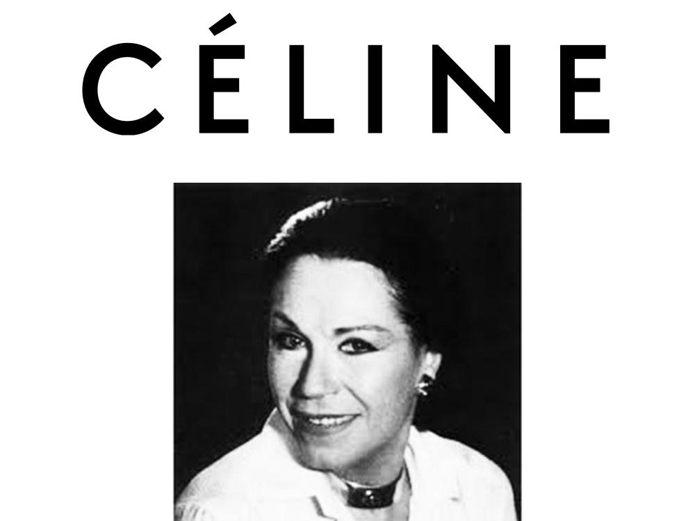 セリーヌ Celine 歴史 ヒストリー トップ