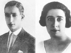 フェンディ Fendi 歴史 エドアルド・フェンディとアデーレ・フェンディ夫妻