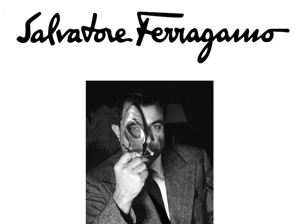 サルヴァトーレ・フェラガモ Salvatore Ferragamo 歴史 ヒストリー トップ