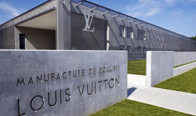 ルイ・ヴィトン 生産国 工場