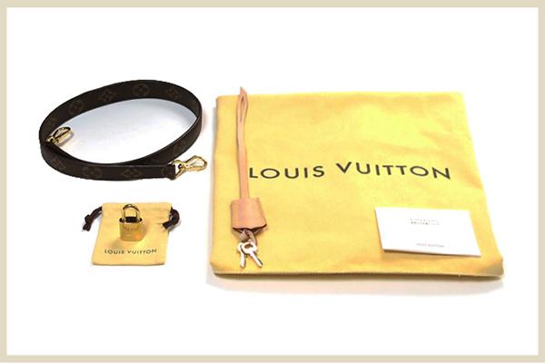 ブランド品を高く売るポイント購入時の付属品を持ち込む