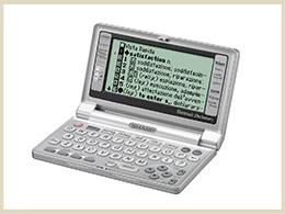 買取可能な電化製品 電子辞書