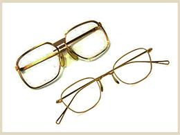 買取可能な金製品 メガネフレーム