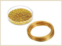 買取可能な金製品 歯科技工・工業用素材