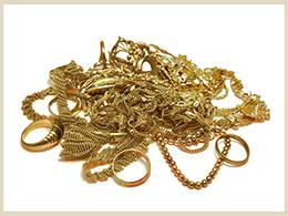 買取可能な金製品 その他ゴールド製品