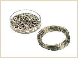 買取可能なプラチナ製品 歯科技工・工業用素材