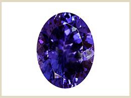 買取可能な宝石 タンザナイト
