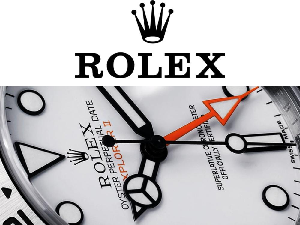 ロレックス「エクスプローラーⅡ」の魅力からモデルをご紹介