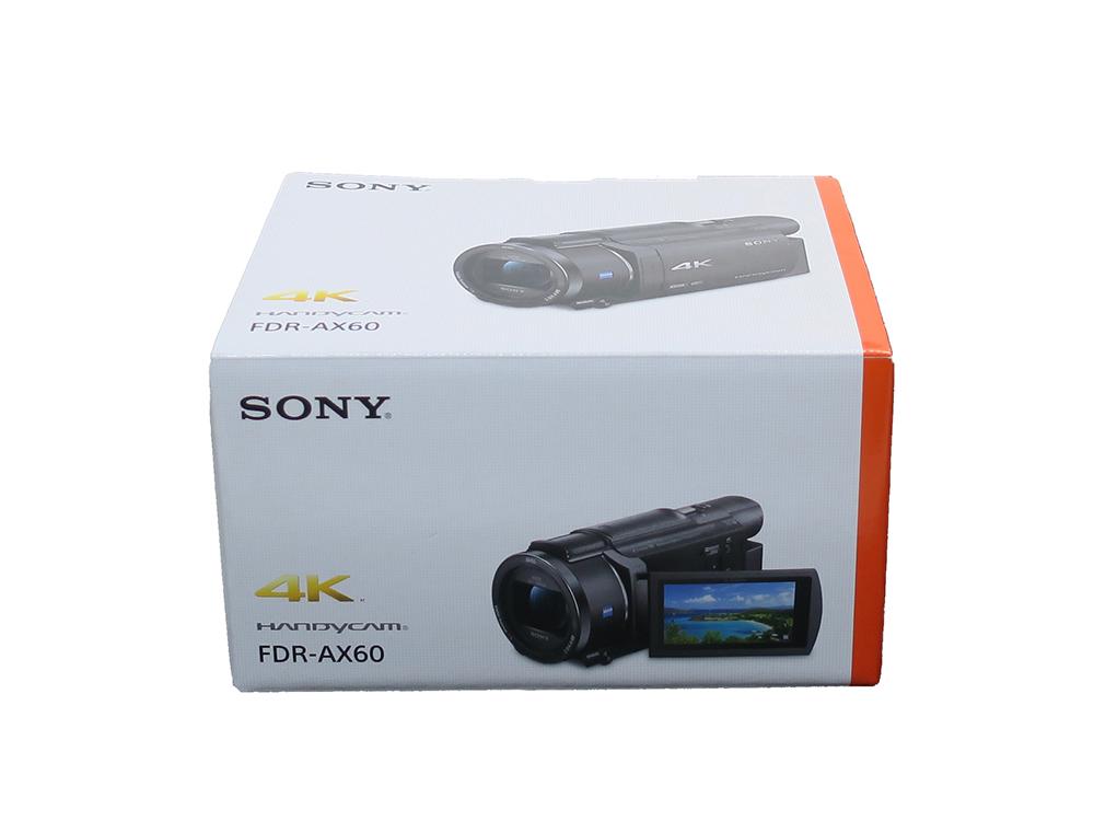 ソニー デジタルビデオカメラ ハンディカム FDR-AX60 買取実績 2020.06