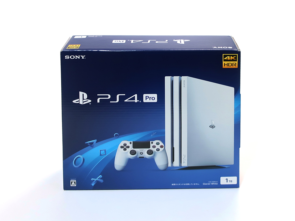 ソニー プレイステーション4 Pro CUH-7200BB02 買取実績 2020.06
