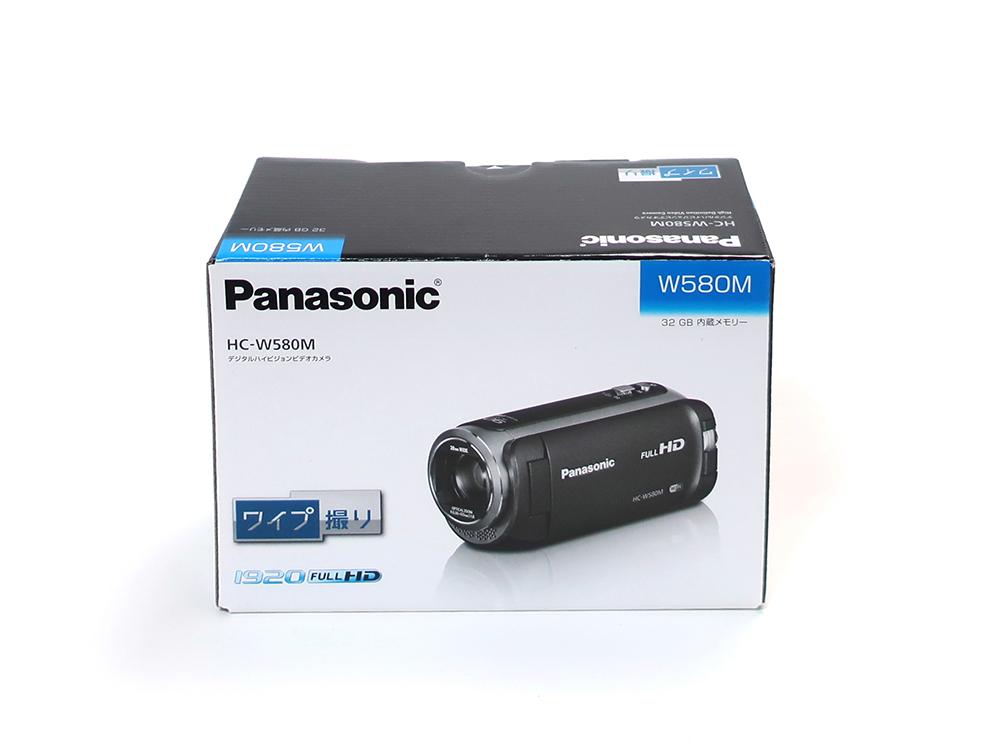 パナソニック HDビデオカメラ HC-W580M 買取実績 2020.06