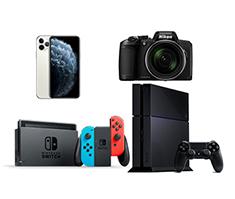 買取実績 電化製品 iPhone ゲーム機 パソコン カメラ