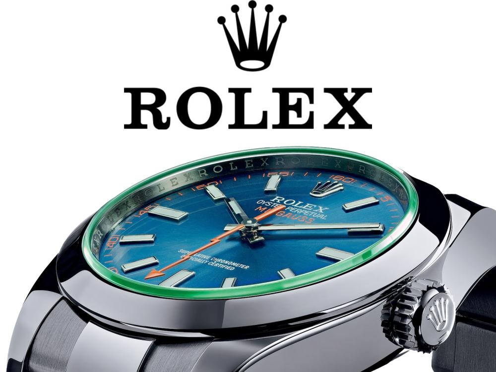 時計業界を代表する耐磁時計!ロレックス「ミルガウス」