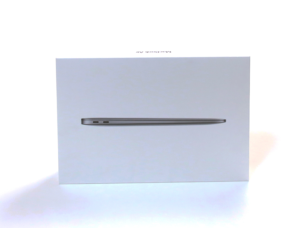 Apple MacBook Air Retina スペースグレイ MRE82J/A 買取実績 2020.07