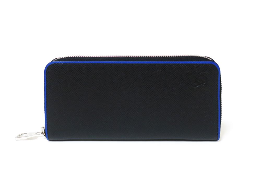 ルイ・ヴィトン タイガ ジッピーウォレット・ヴェルティカル ノワール×ブルー M30569 買取実績 2020.08