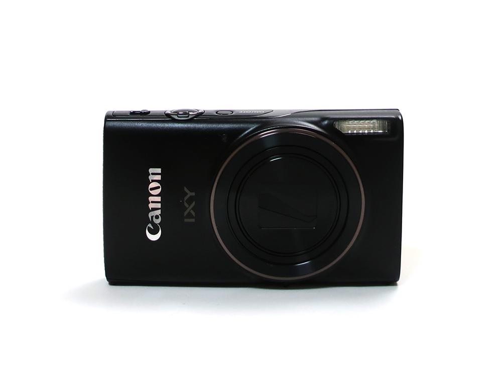 キャノン コンパクトデジタルカメラ IXY 650 ブラック 買取実績 2020.08