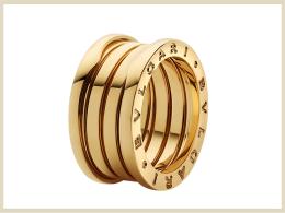 ブルガリ 指輪 リング 高価買取アイテム ビー・ゼロワン リング