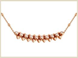 カルティエ ペンダント ネックレス 高価買取アイテム クラッシュドゥカルティエ ネックレス ダイヤモンド 481624