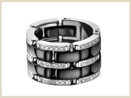 シャネル 指輪 リング 高価買取アイテム ウルトラコレクションリング J2639