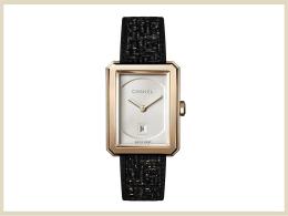 シャネル時計 高価買取コレクション ボーイフレンド ツイーディー ストラップ H5586