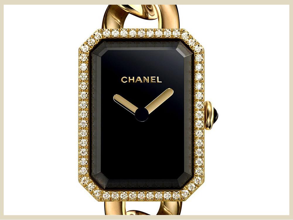 ブランド時計 高価買取アイテム CHANEL シャネル時計 プルミエール H3258