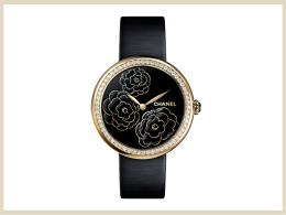 シャネル時計 高価買取コレクション マドモアゼル プリヴェ H3567