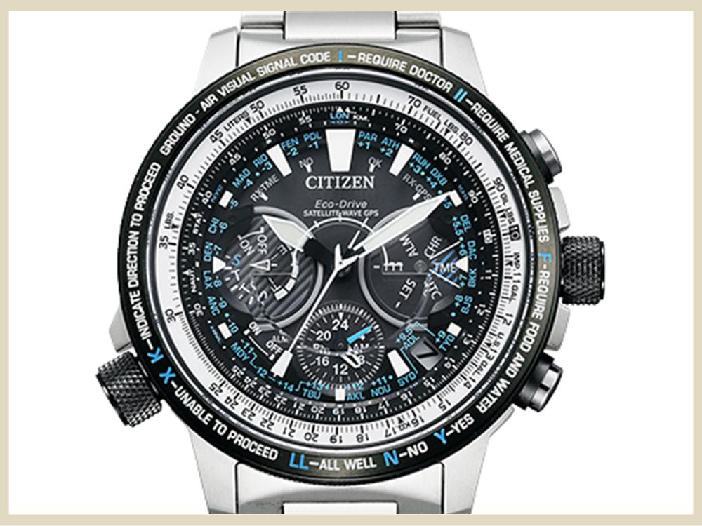 ブランド時計 高価買取アイテム CITIZEN プロマスター CC7015-63E