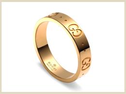 グッチ 指輪 リング 高価買取アイテム アイコンリング 073230