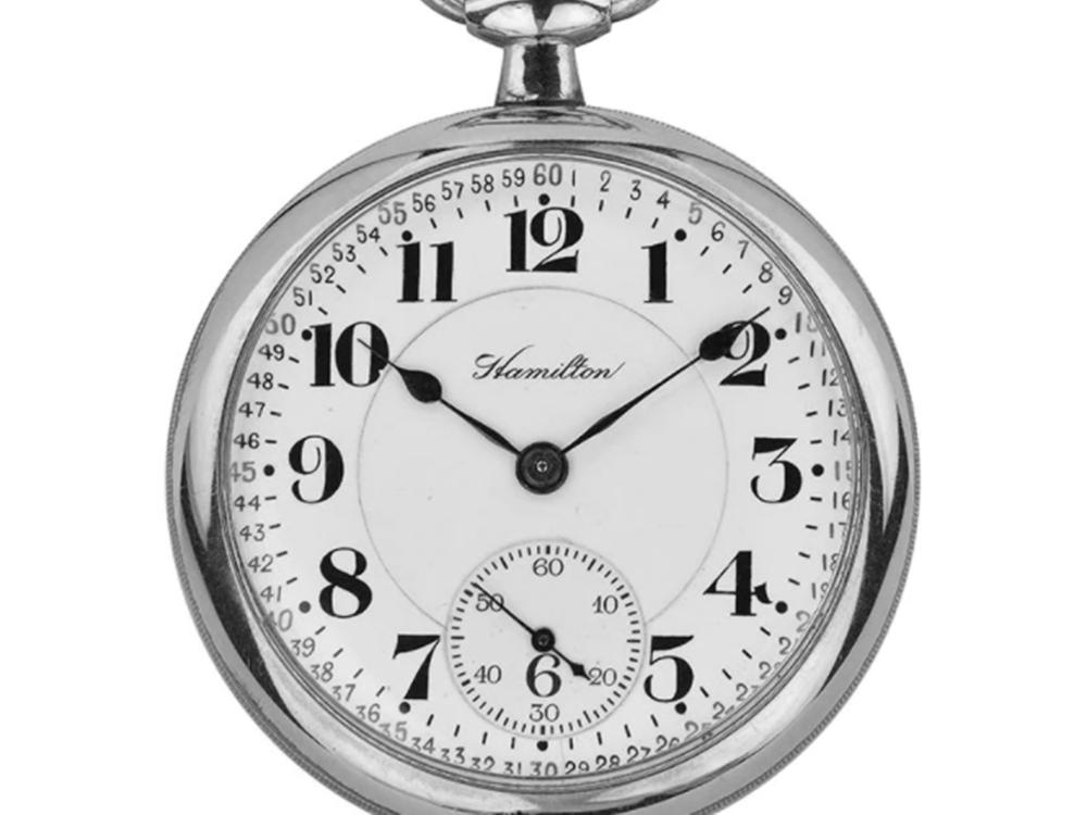 ハミルトン HAMILTON 歴史 ヒストリー 鉄道公式時計