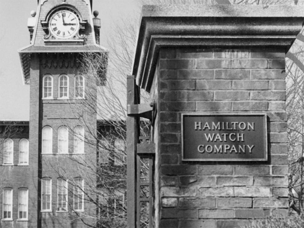 ハミルトン HAMILTON 歴史 ヒストリー