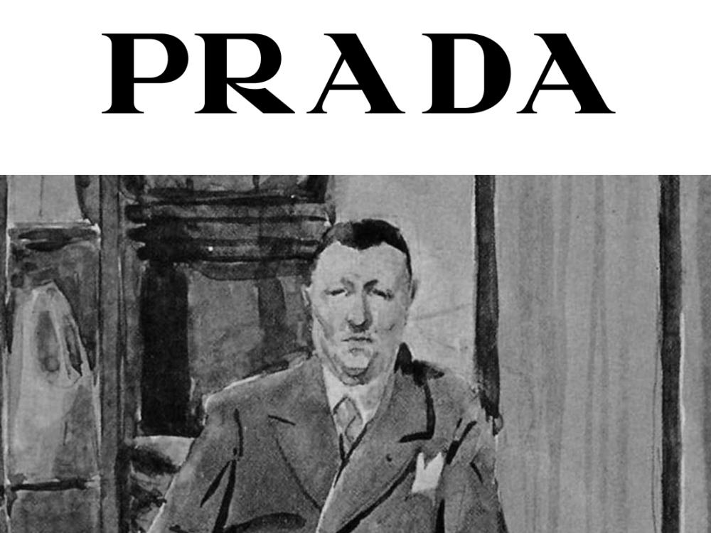 プラダ PRADA 歴史 ヒストリー トップ