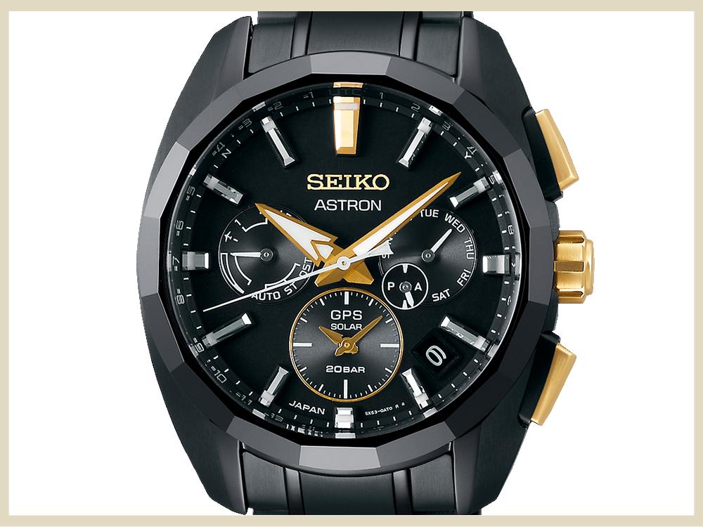 ブランド時計 高価買取アイテム SEIKO セイコー アストロン SBXC073