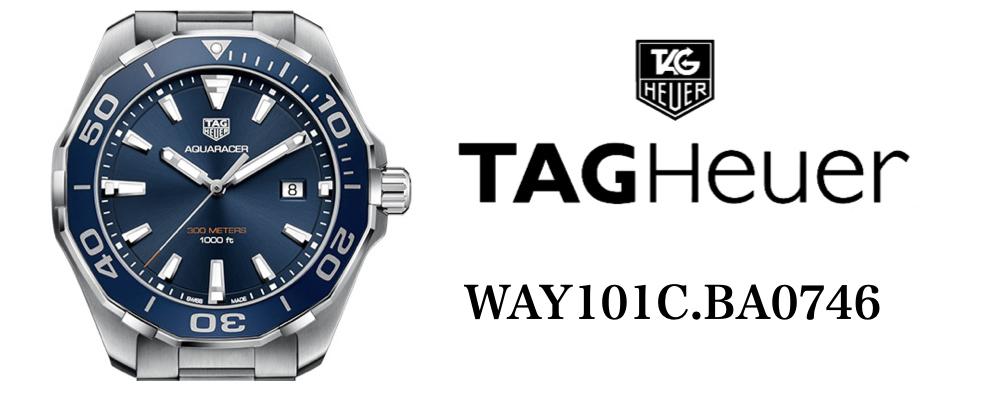 タグ・ホイヤー アクアレーサー WAY101C.BA0746