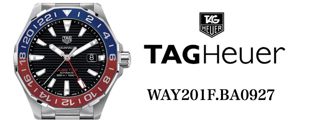 タグ・ホイヤー アクアレーサー WAY201F.BA0927