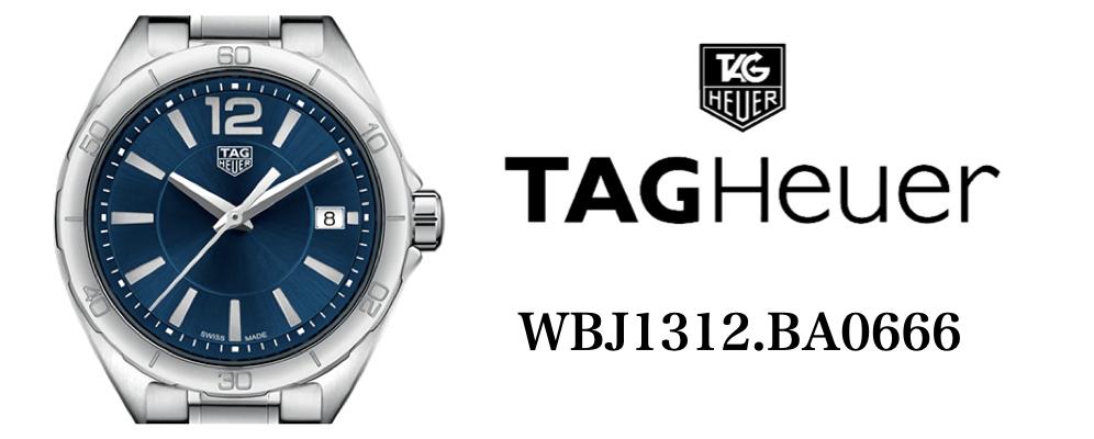 タグ・ホイヤー フォーミュラ1 WBJ1312.BA0666